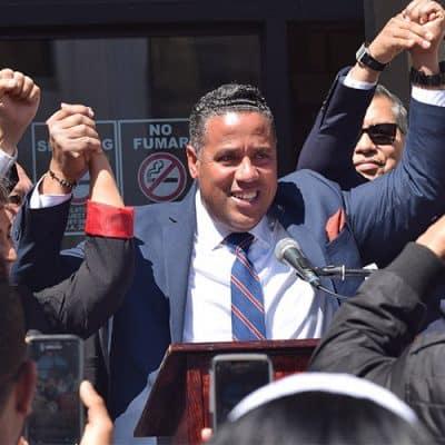 Llaman votar por dominicano para concejal Paterson-NJ
