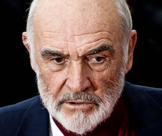Muere, Sean Connery, el James Bond favorito