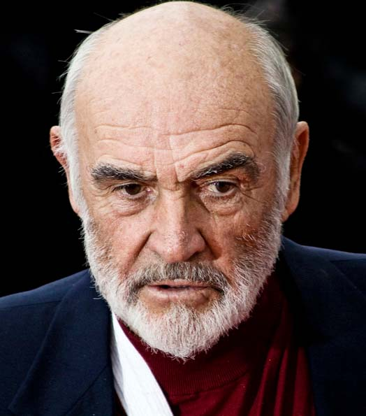 Muere, Sean Connery, el James Bond favorito