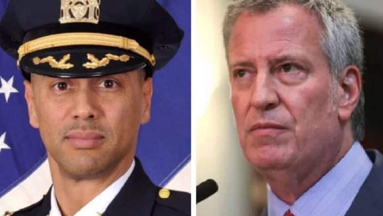 Expresan alcalde De Blasio irrespeta la Policía NYC