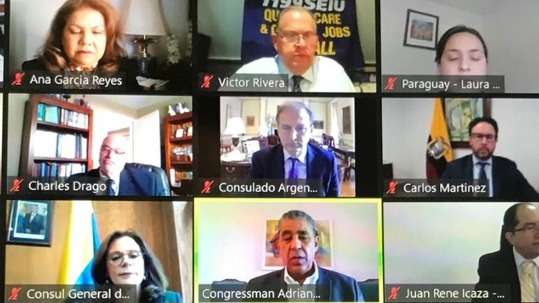 Universidad Hostos NYC reconoce cónsules