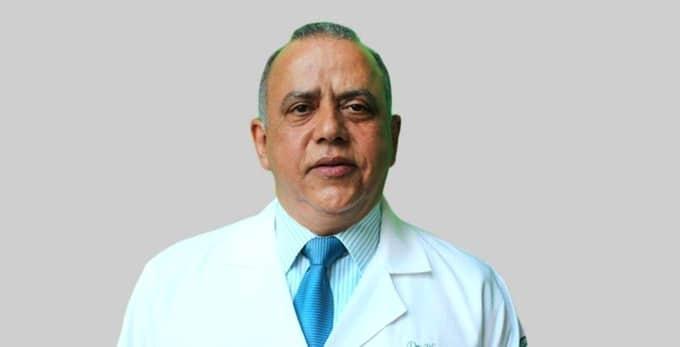 Plutarco Arias saldría entre el domingo y el martes de clínica