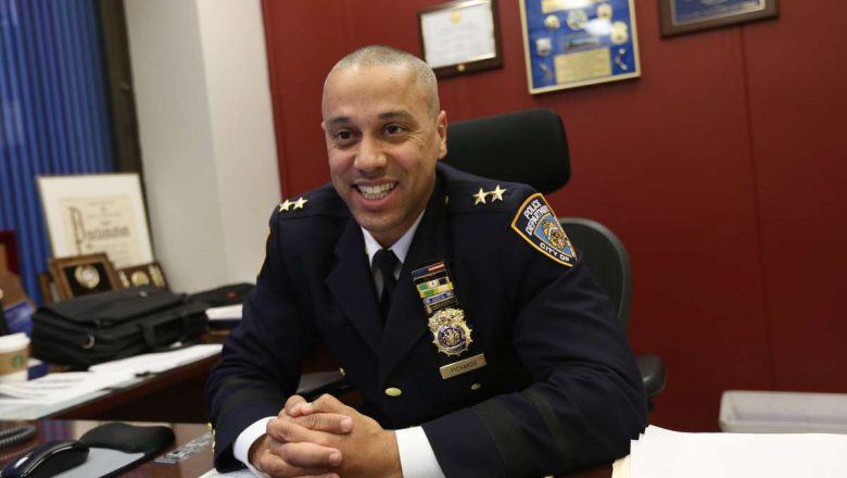 Por qué renunció Fausto Pichardo del NYPD