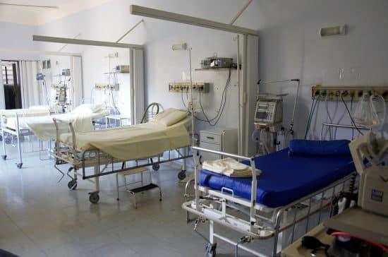 hospital unidad de quemados
