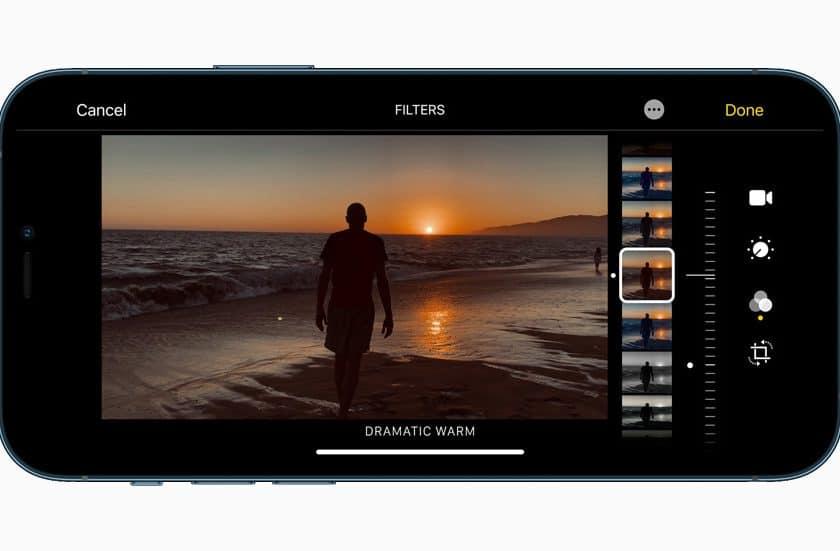 iPhone 12 Pro Max eficiente
