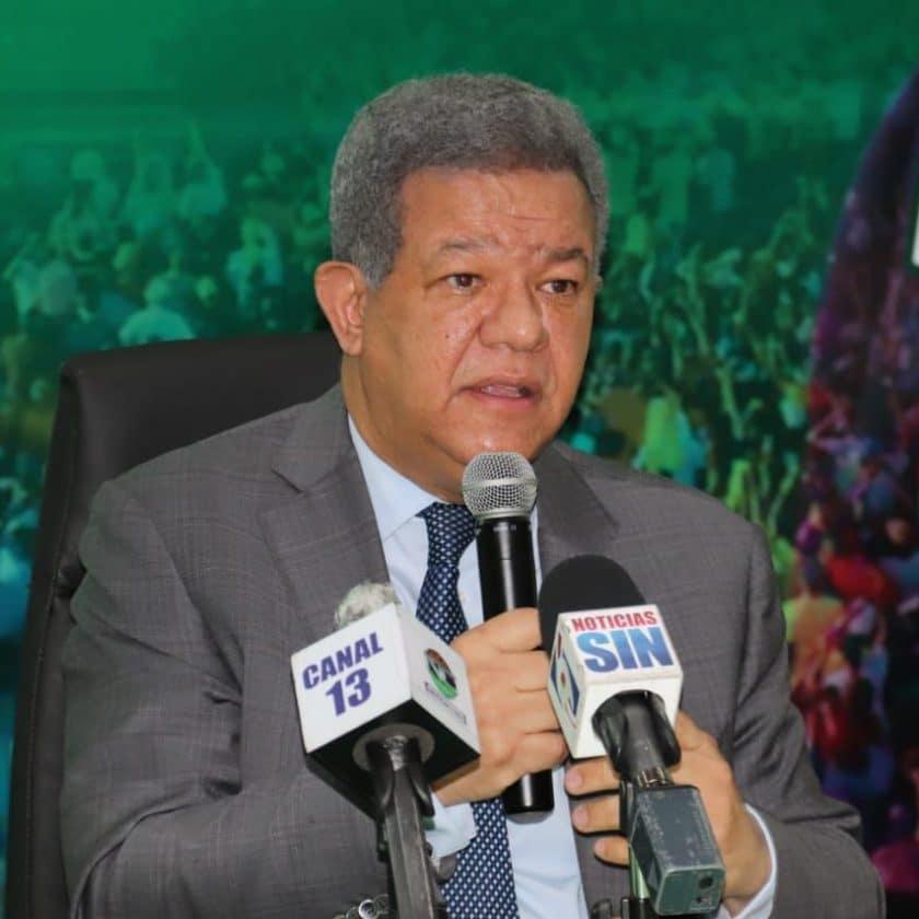 Leonel preocupado por alza precios en productos básicos