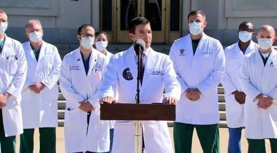 médico de la Casa Blanca