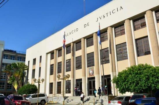 Palacio de Justicia Distrito Nacional