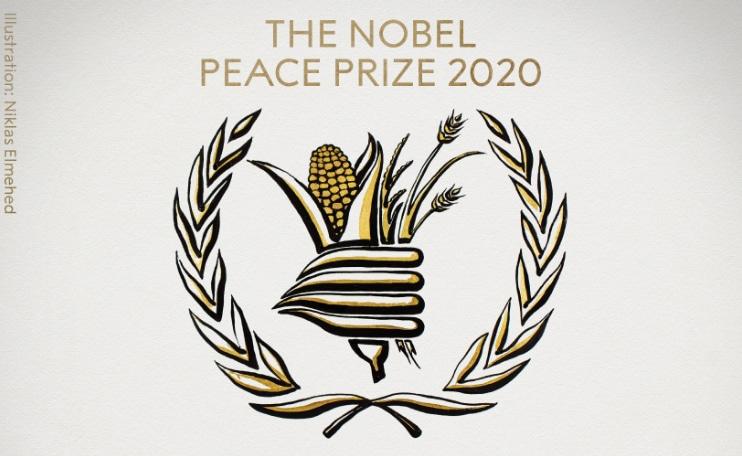 programa mundial de alimentos premio nobel