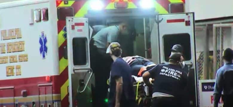 Filadelfia: Al menos 30 policías heridos