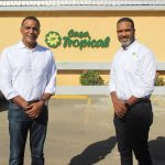 Senador visita empresa Antillean Foods
