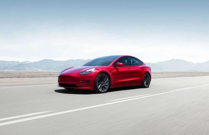 Tesla exportará a Europa vehículos Model 3
