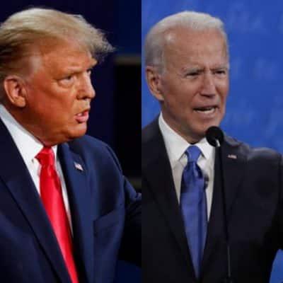 Trump y Biden culpan al partido del otro por no lograr alivio covid-19