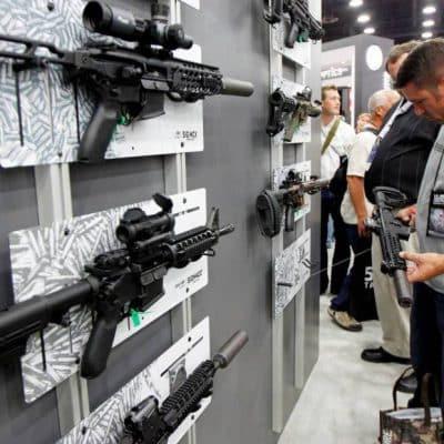 Aumentan ventas de armas de fuego en EE.UU.