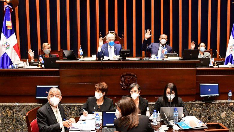 Senado escoge nuevos miembros de la JCE