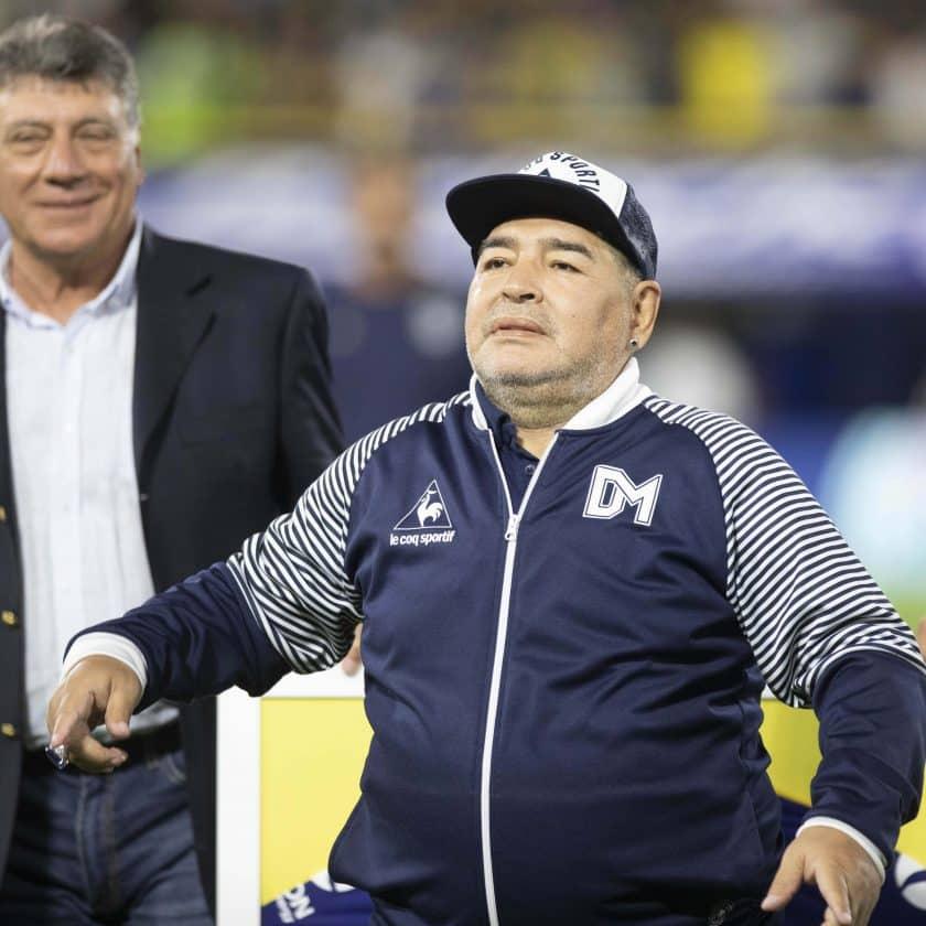 """Maradona """"tenía una conducta rara"""", según su abogado"""