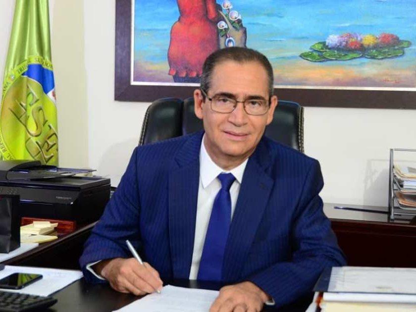 doctor Ramón Arístides Madera Arias, juez titular del Tribunal Superior Electoral (TSE)