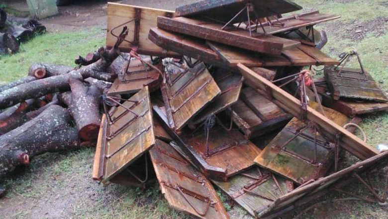 "Incautan ""licuadoras"" para pesca ilegal en Los Haitises"