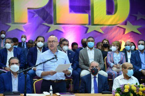 PLD considera gobierno PRM inexperto e incoherente