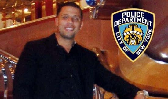 policía dominicano del cuartel 113 en Queens, Amaury Abreu