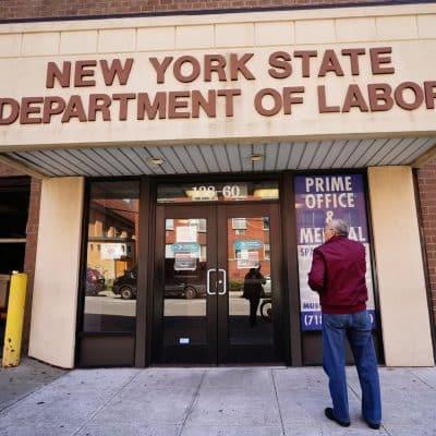 NY ha pagado US$55 mil millones por desempleo