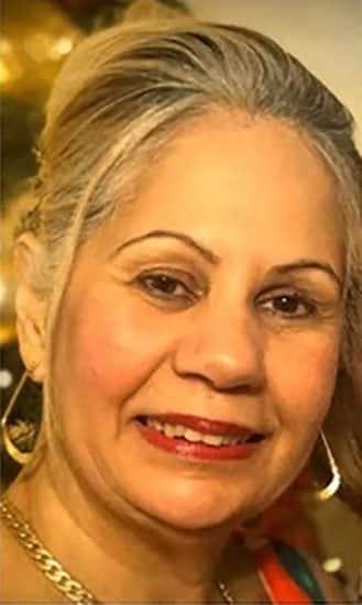 mujer dominicana Teresita Rosario,