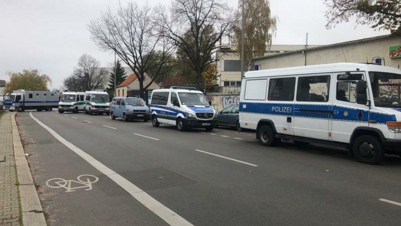 Tiroteo deja varios heridos en capital de Alemania