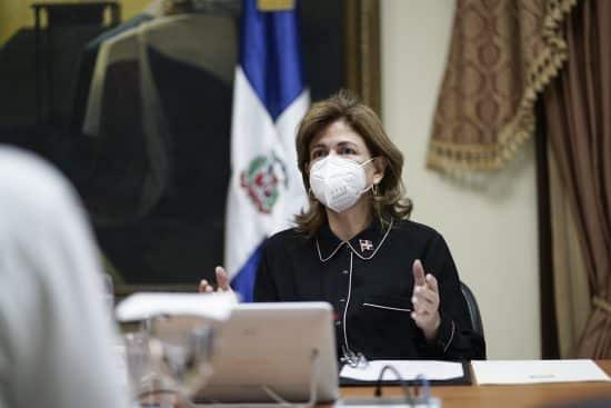 Raquel Peña vicepresidenta de la República Dominicana