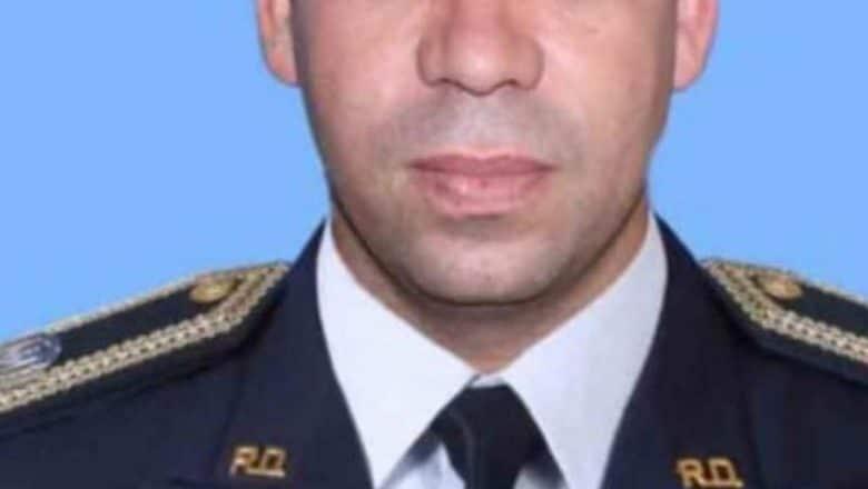 Patrulla mata teniente coronel Fuerza Aérea