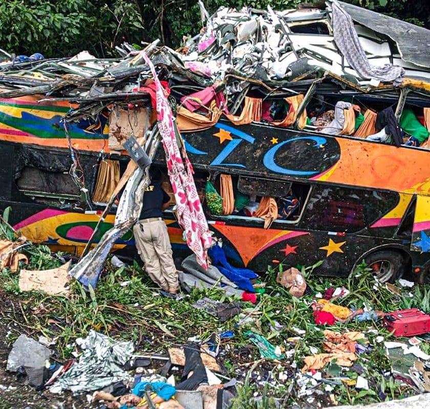 BRASIL PARANA ACCIDENTE