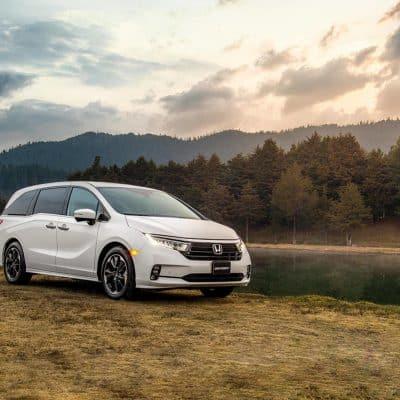 Honda Odyssey 2021 se presenta en México