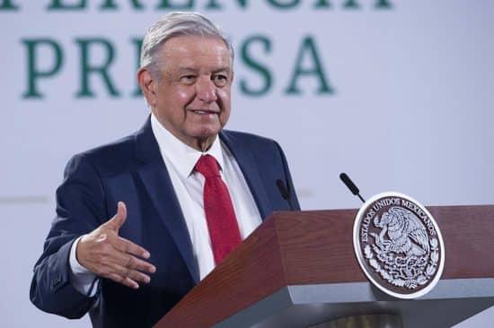 MEXICO-CIUDAD DE MEXICO-LOPEZ OBRADOR-CONFERENCIA