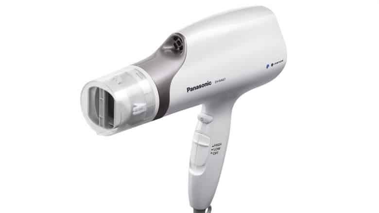 Nuevo secador de pelo de Panasonic
