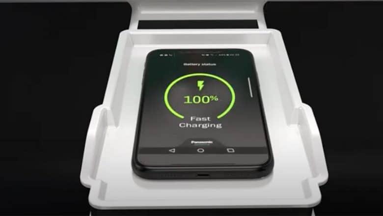 Panasonic presenta carga inalámbrica para vehículos