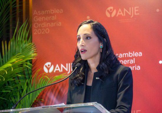 Susana Martínez Nadal, presidenta de ANJE