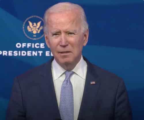 Congreso EE.UU. confirma victoria Biden