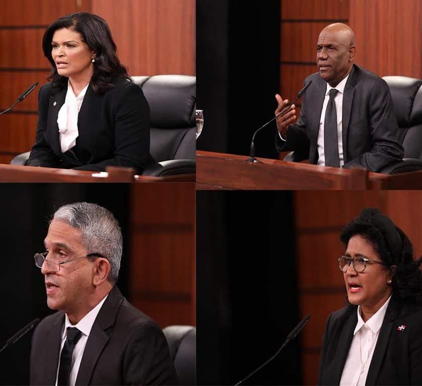 Escogen nuevos Jueces Tribunal Constitucional