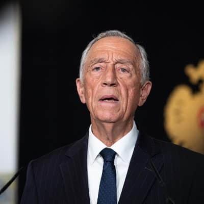 Presidente de Portugal gana reelección
