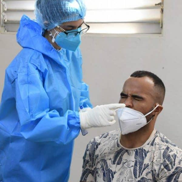 RD registró en 24 horas 2,370 casos de coronavirus