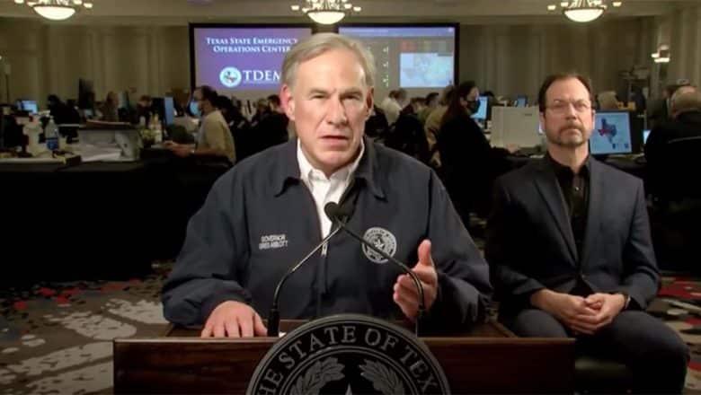 Gobernador de Texas promete investigar apagón