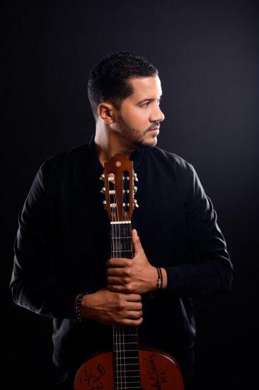 Saxofonista Ovic Santana