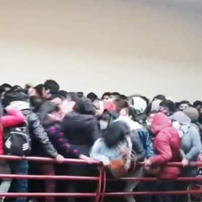 5 muertos al caer cuarto nivel universidad de Bolivia