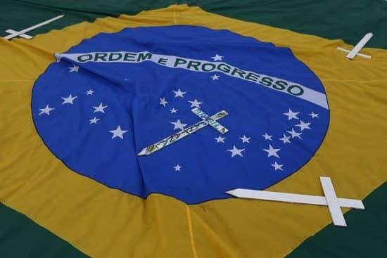 BRASIL-BRASILIA-COVID-19