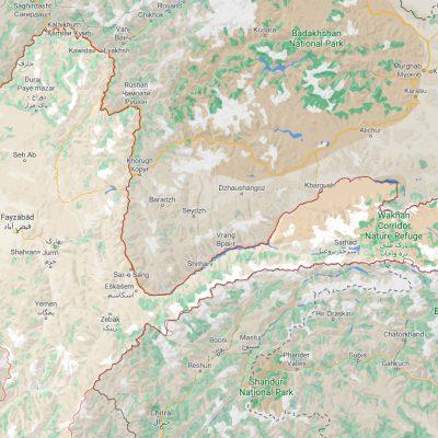 Mueren 14 personas en avalancha norte Afganistán
