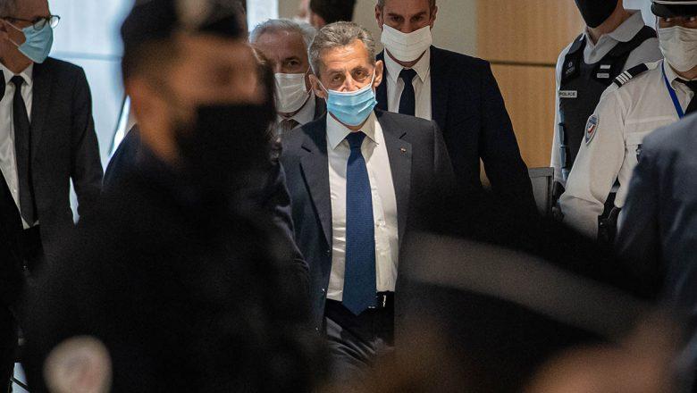Sarkozy condenado a 3 años de prisión por corrupción