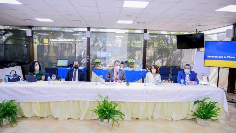 JCE e IFES diseñan plan estratégico institucional