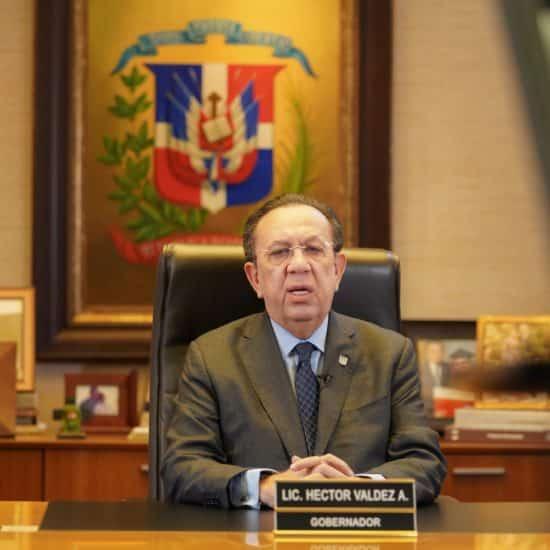 Valdez Albizu anuncia Estrategia Nacional Inclusión Financiera (ENIF)