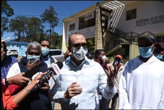 jefe de Gabinete de Agricultura, Freddy Fernández