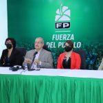 Fuerza del Pueblo pospone plenaria de delegados