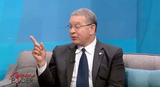 presidente del Instituto Duartiano y ex juez del Tribunal Constitucional, doctor Wilson Gómez Ramírez,